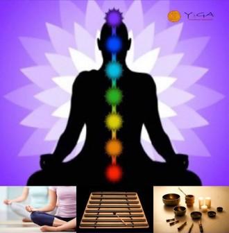 yoga chakra e suoni armonici