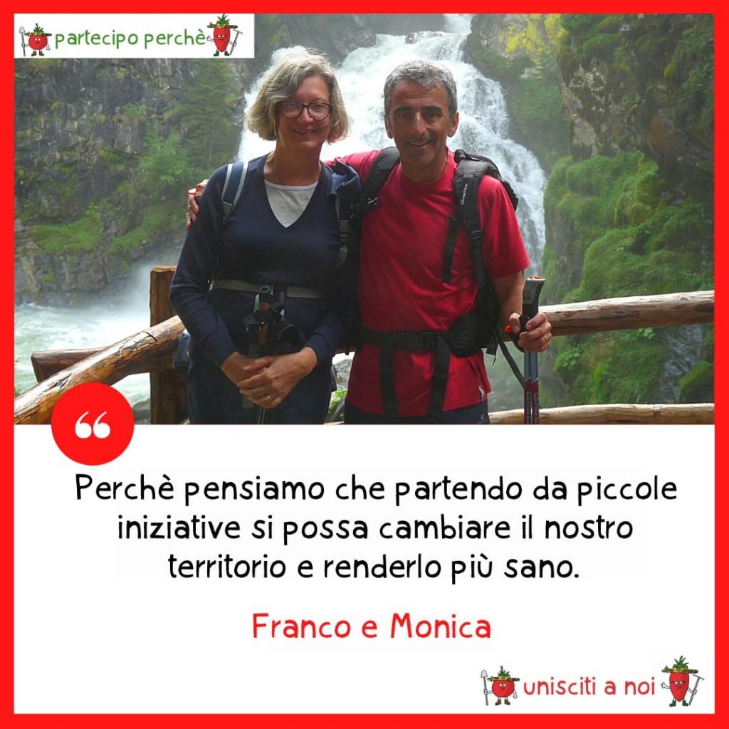 monica e franco